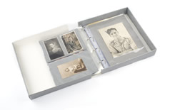 Ringbinder Old Photographs